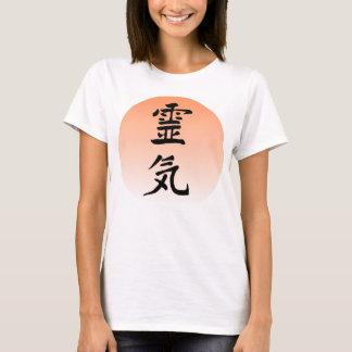 Kvinna T-tröja för Reiki sol Tee Shirts