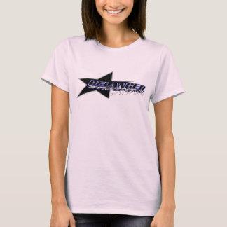 Kvinna T-tröja för tävla för Belanger Motorsports Tee