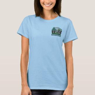 Kvinna T-tröja Tee