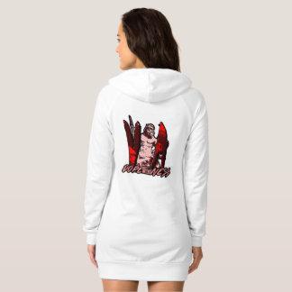 Kvinna VA-Hoodie DopeNess T Shirt