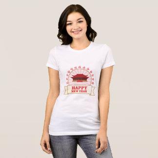 KvinnaT-tröja - tuppår Tee