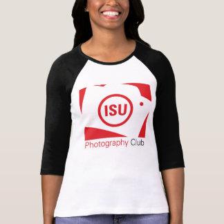 Kvinnlig 3/4 sleeve tshirts