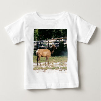 Kvinnlig älg i Yellowstone T-shirts