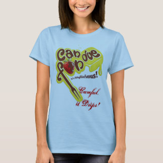 Kvinnlig T-tröja för CF Tee