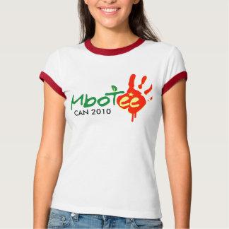 kvinnliga cameroon, CAN 2010 Tee Shirt