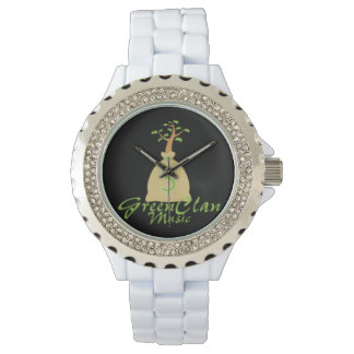 Kvinnliga GreenClanMusics Armbandsur