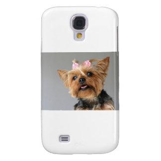 Kvinnliga Yorkshire Galaxy S4 Fodral