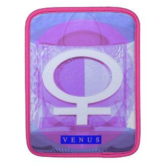 Kvinnligt symbol - damer är från Venus iPad Sleeve