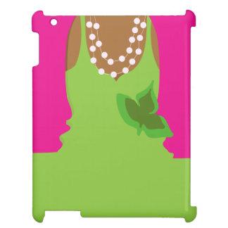 Kvinnoföreningrosor iPad Skal