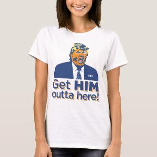 """Kvinnor """"får HONOM outta här!"""", Trumf suger T-shirts"""