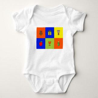 kwanzaa colorblock tee shirt