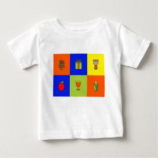 kwanzaa colorblock tröja