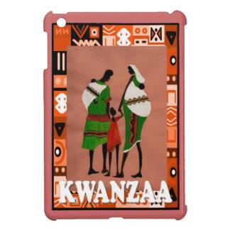 Kwanzaa familjen iPad mini skydd