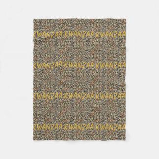 Kwanzaa Holiday-31 Fleecefilt