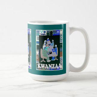 Kwanzaa mugg, affärsmöte kaffemugg