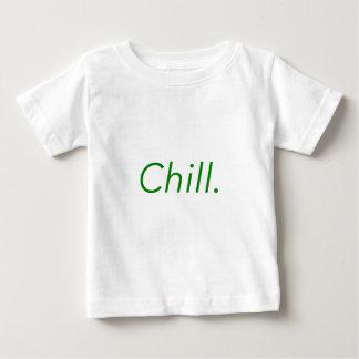 Kyla. Gula gröna rosor T-shirts