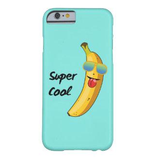 """Kyler toppen"" den roliga bananen Barely There iPhone 6 Skal"