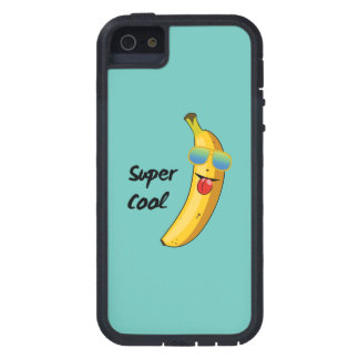 """Kyler toppen"" den roliga nya bananen iPhone 5 Case-Mate Fodraler"