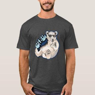 Kylig polar björn tee shirt
