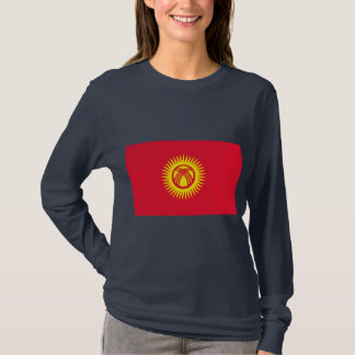 kyrgyzstan t-shirts