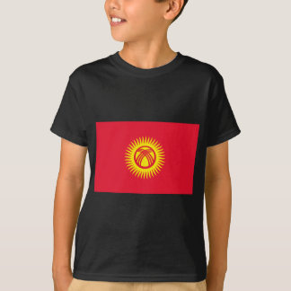 kyrgyzstan tee shirt