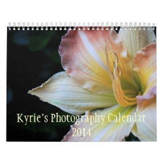 Kyries fotografikalender 2014 kalender