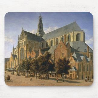 Kyrka av St. Bavo i Haarlem, 1666 Musmatta