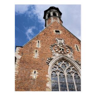 Kyrka av St Mary Magdalene - Bryssel, Belgien Vykort