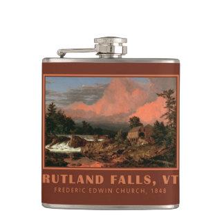 """Kyrka beställnings- flaskor """"för Rutland Fickplunta"""