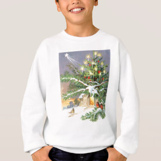 Kyrka för julgranSongbirdevergreen Tshirts