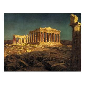 "Kyrka ""Parthenon"" vykort"