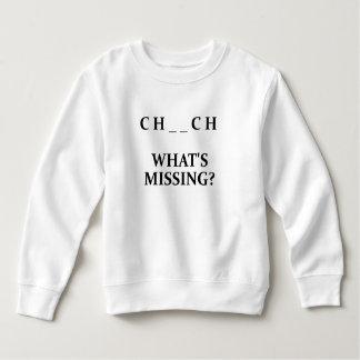 Kyrka vad är saknad? Kristen för U R T Shirts