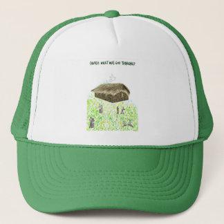 Kyrka vad var den tänkande hatten för guden keps