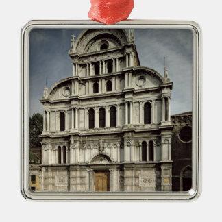 Kyrkan av San Zaccaria, 1480-1500 (fotoet) Julgransprydnad Metall