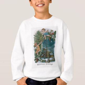 Kyrklig ängelCherubjulgran Tee Shirts