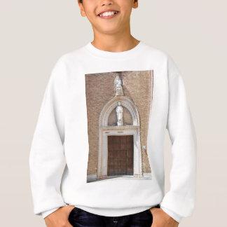 Kyrklig dörr tröjor