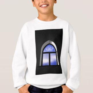 Kyrklig fönstersc tee shirt