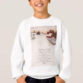Kyrklig kristen snövinter tröjor