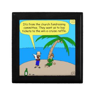 kyrklig tecknad för fundraiser 501 minnesask