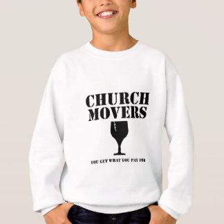 Kyrkliga Movers: Du får vad du betalar för T Shirts