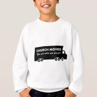 Kyrkliga Movers: Du får vad du betalar för Tshirts