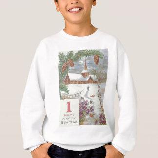 Kyrkliga vintergröna lövruskaPinecone Violets Tshirts