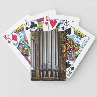 Kyrkligt organ spelkort