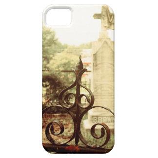 Kyrkogårdgrindiphone case iPhone 5 Case-Mate skydd