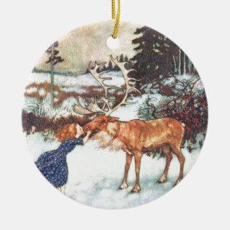 Kyssa en ren julgranskula