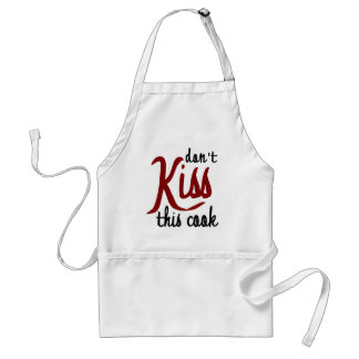 kyssa inte denna kock (förklädet)