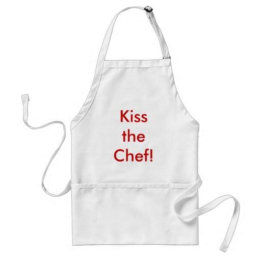 Kyssa kocken! förkläden