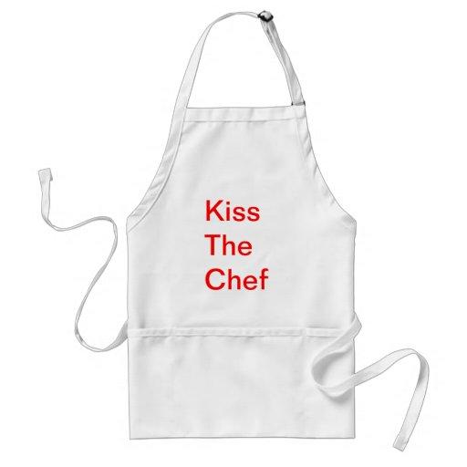 Kyssa kocken förkläden