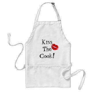 Kyssa kocken!  Förkläde