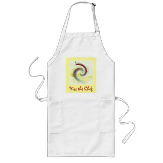 Kyssa kockförklädet